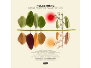 CHRISTIAN IHLE HADLAND - Helge Iberg: Songs From The Planet Of Life (CD)