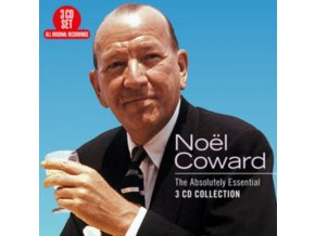 NOEL COWARD - The Absolutely Essential 3 CD Collection (CD)