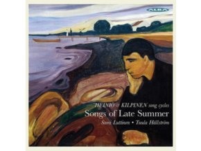 LUTTINEN / HALLSTOM - Songs Of Late Summer: Heinio & Kilpinen Song Cycles (CD)