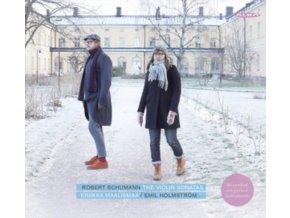 MAALISMAA / HOLMSTROM - Robert Schumann: The Violin Sonatas. Recorded On Period Instruments (CD)
