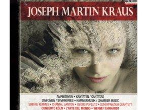 VARIOUS ARTISTS - Joseph Martin Kraus: Amphitryon / Cantatas / Symphonies / Chamber Music (CD)