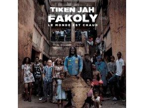 TIKEN JAH FAKOLY - Le Monde Est Chaud (Limited Edition) (CD)