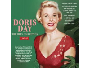 DORIS DAY - The Hits Collection 1945-62 (CD)
