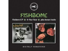 FISHBONE - Fishbone E.P. / In Your Face (CD)