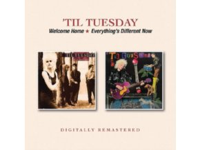 TIL TUESDAY - Welcome Home / Everythings Different Now (CD)
