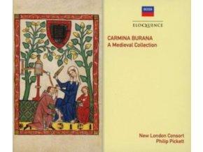 NEW LONDON CONSORT / PHILIP PICKETT - Carmina Burana / A Medieval Collection (CD)