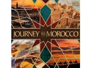 VARIOUS ARTISTS - Journey To Morocco (CD)