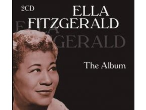 ELLA FITZGERALD - The Album (CD)