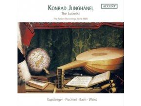 KONRAD JUNGHANEL - The Lutenist (CD)