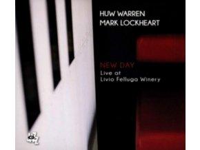 HUW WARREN & MARK LOCKHEART - New Day - Live At Livio Felluga Winery (CD)