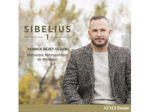 ORCHESTRE METROPOLITAIN DE MONTREAL & YANNICK NEZET-SEGUIN - Sibelius 1 (CD)