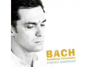 STEPAN SIMONIAN - Bach: Goldberg Variations (CD)