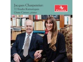 GIUSY CARUSO - Charpentier: 72 Etudes Karnatiques (CD)