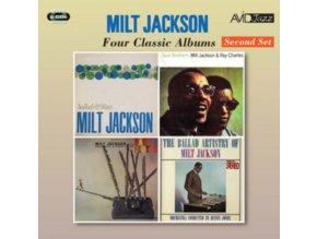 MILT JACKSON - Four Classic Albums (CD)