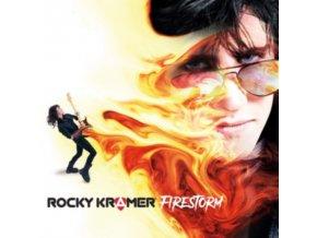 ROCKY KRAMER - Firestorm (CD)