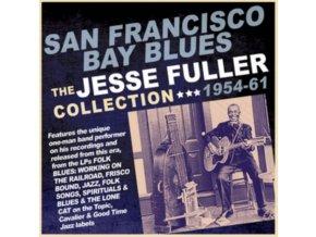 JESSE FULLER - San Francisco Bay Blues: The Jesse Fuller Collection 1954-1961 (CD)