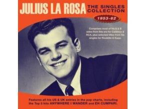 JULIUS LA ROSA - The Singles Collection 1953-1962 (CD)