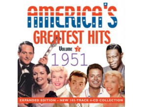 VARIOUS ARTISTS - Americas Greatest Hits 1951 (Expanded Edition) (CD)