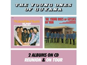 YOUNG ONES FROM GUYANA - On Tour / Reunion (CD)