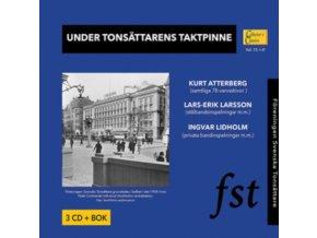 VARIOUS ARTISTS - Under Tonsattarens Taktpinne (CD + Book)
