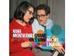 NANA MOUSKOURI - Quand On Saime - Tribute To Michel (CD)