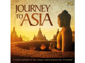 VARIOUS ARTISTS - Journey To Asia (CD)