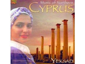 YEKSAD - Music Of Northern Cyprus (CD)