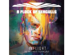 A FLOCK OF SEAGULLS - Inflight (The Extended Essentials) (CD)