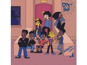 DYZZI FROM DIVSEL - Kidsbackthen (CD)