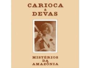 CARIOCA & DEVAS - Misterios Da Amazonia (CD)