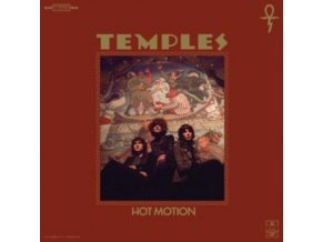 TEMPLES - Hot Motion (CD)