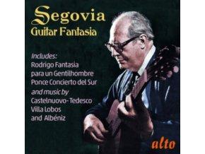 ANDRES SEGOVIA - Andres Segovia: Guitar Fantasia: Rodrigo (CD)