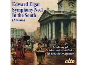 SIR NEVILLE MARRINER / ACADEMY OF ST.MARTIN-IN-THE-FIELDS - Edward Elgar: Symphony No.1 / In The South (CD)
