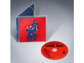 WINGTIPS - Exposure Therapy (CD)