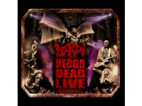 LORDI - Recorded Live - Sextourcism In Z7 (Digi) (CD + DVD)