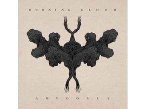 BURNING GLOOM - Amygdala (CD)