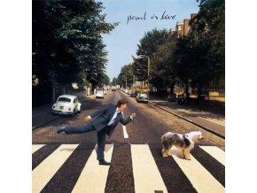 PAUL MCCARTNEY - Paul Is Live (CD)