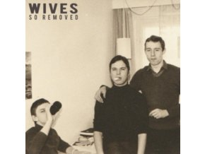 WIVES - So Removed (CD)