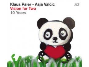KLAUS PAIER & ASJA VALCIC - Vision For Two (CD)