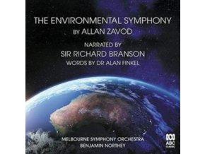 SIR RICHARD BRANSON / DR. ALLAN ZAVOD / MELBOURNE SYMP ORCH - The Environmental Symphony (CD)