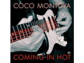 COCO MONTOYA - Coming In Hot (CD)