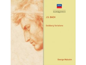 GEORGE MALCOM - Bach: Goldberg Variations (CD)