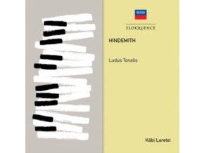 KABI LARETEI - Hindemith: Ludus Tonalis (CD)