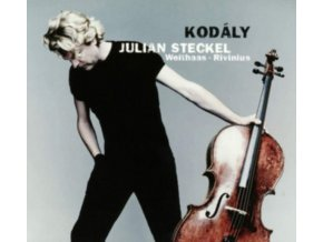 JULIAN STECKEL / PAUL RIVINIUS & ANTJE WEITHAAS - Kodaly (CD)