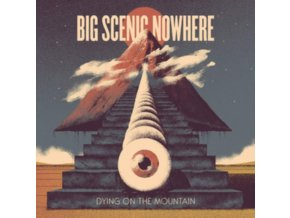 BIG SCENIC NOWHERE - Drying On The Mountain (CD)