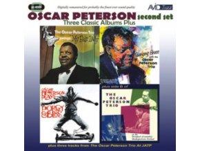 OSCAR PETERSON - Three Classic Albums Plus (CD)