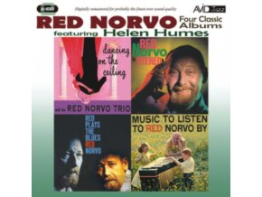 RED NORVO - Four Classic Albums (CD)