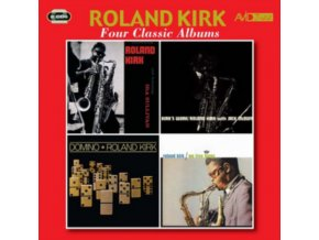 ROLAND KIRK - Four Classic Albums (CD)