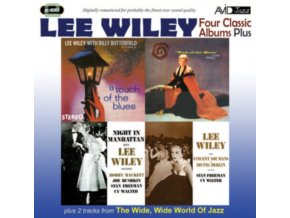 LEE WILEY - Four Classic Albums Plus (CD)