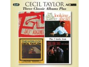 CECIL TAYLOR - Three Classic Albums (CD)